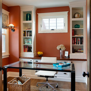 Craftsman Home Office