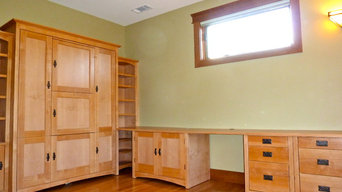 Craftsman Home Office / Guest Room