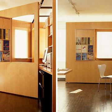 CrystalTech - [ Roger Hirsch Architect ]
