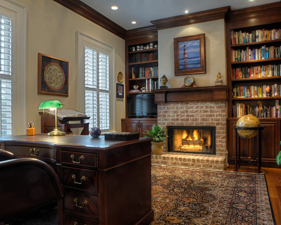 Traditional Home Office Ideas best 25 traditional home offices ideas on pinterest office. 30