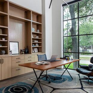 Custom Design | Build: Memorial Contemporary
