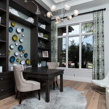 Custom Design - Quail West/Naples, Florida