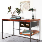 Hamilton Eclectic Industrial Industrial Home Office Vancouver