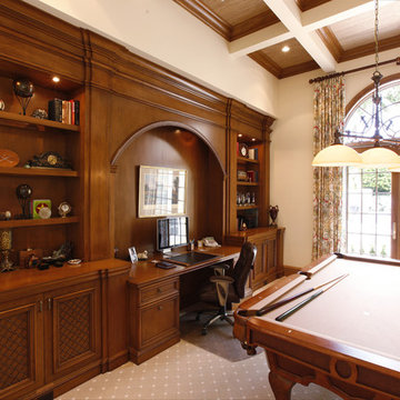Custom Furniture for Home Office / Game Room