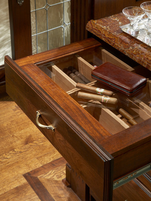 Cigar Humidor Home Design Ideas, Pictures, Remodel and Decor