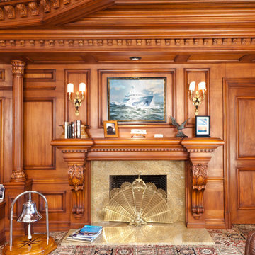 Custom Libraries & Home Offices