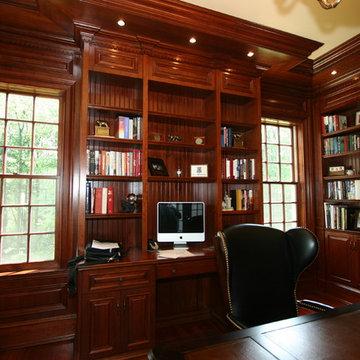 Custom Library - Home Office