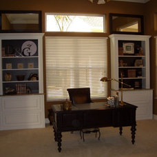 Traditional Home Office by Mackey's MPI Inc.