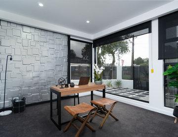 Custom Modern Home   Dernancourt