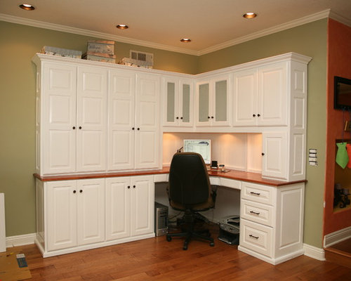Custom Offices without Wallbeds