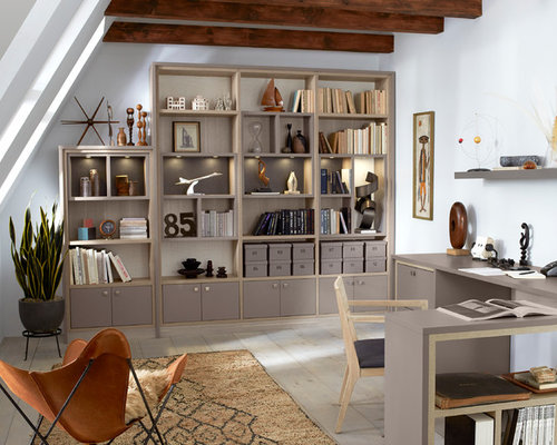 tour stylish office los. Delighful Tour Design Ideas For A Midsized Scandinavian Study Room In Los Angeles With  White Walls Intended Tour Stylish Office