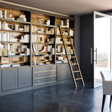 Transitional Home Office by GRANGE FURNITURE INC.