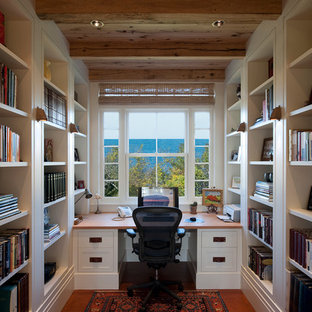 75 Beautiful Traditional Home Office Pictures & Ideas | Houzz