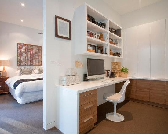 Bedroom Office Houzz Part 28