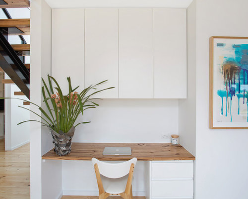 Contemporary Home Office Design Ideas, Renovations & Photos