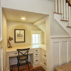 Home Office by Center Point Cabinets
