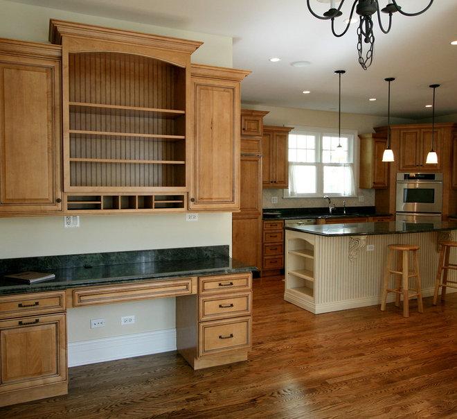 2011 Kitchen Desk Ideas