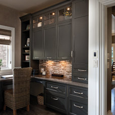 Traditional Home Office by Dura Supreme Cabinetry