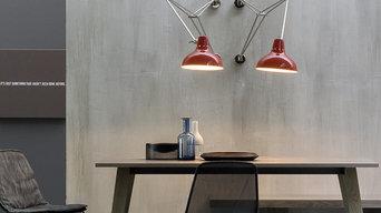 Diana Industrial Wall Lamp