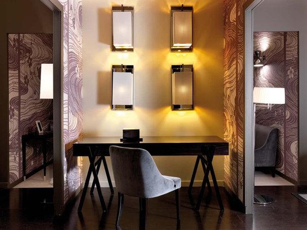 Contemporary Home Office by usona
