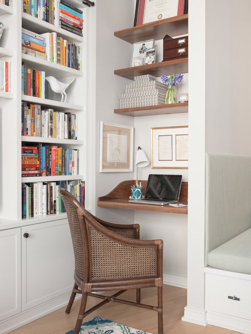 Library Room Ideas For Small Spaces: Living Room Small Spaces Home Design Ideas, Pictures