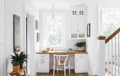 在宅勤務のスペースを簡単にリフレッシュする7つのヒント