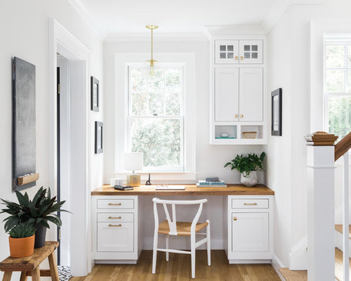 Top 30 Small Home Office Ideas Remodeling Photos Houzz