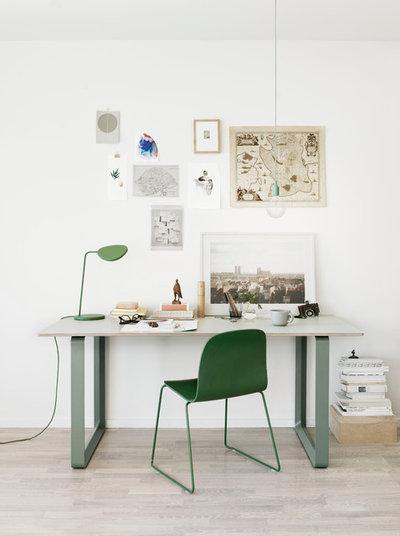 Indretning: indret dit hjemmekontor med fokus på design