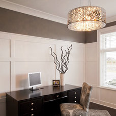 eclectic home office by Your Designer