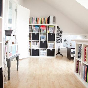 Eagle Nest Lane - Craft Room