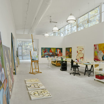 East Hampton Artist Studio