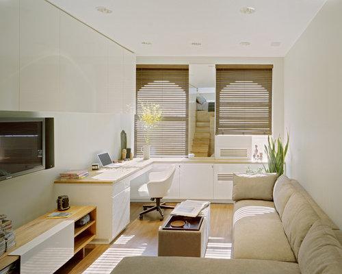 Home Office Living Room | Houzz