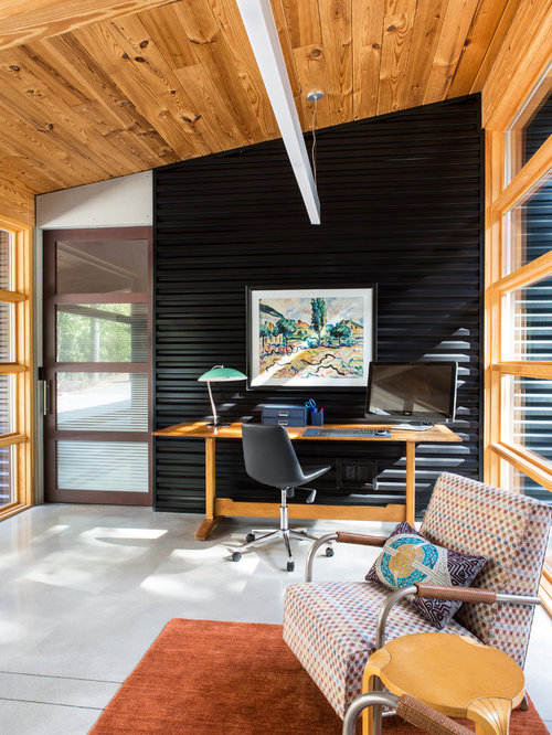 Houzz 48 Best Baltimore Home Office With Black Walls Pictures Mesmerizing Home Remodeling Baltimore Md Minimalist Decoration