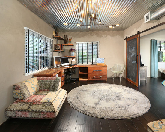premium industrial home office design ideas, remodels & photos