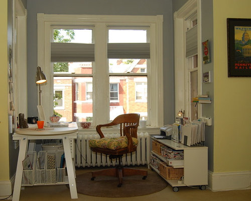 Eclectic Home Office Design Ideas Syle And