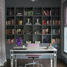 Eclectic Home Office Eclectic Home Office