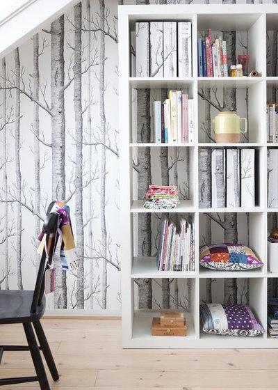 Скандинавский Кабинет by gosto design & lifestyle