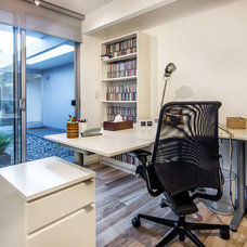 Modern Home Office by Bill Fry Construction - Wm. H. Fry Const. Co.