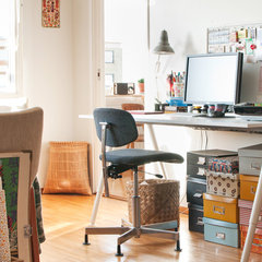 modern home office by Hilda Grahnat
