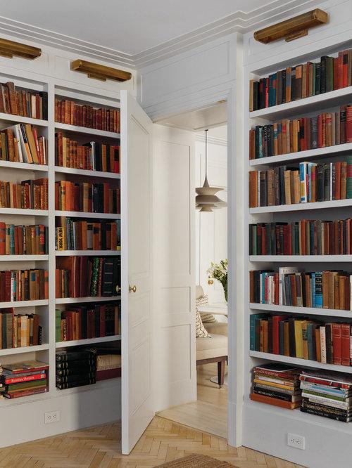 Bookcase Lighting | Houzz