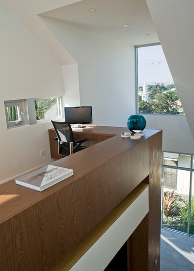 Contemporain Bureau à domicile by O plus L