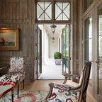 Kellogg Road Residence - Beach Style - Home Office - Minneapolis - by Martha O'Hara Interiors