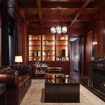Elegant Traditional Brownstone