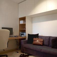 Modern Home Office by SK Designers - Shimrit Kaufman
