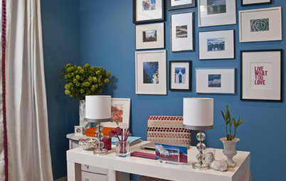 The Cure for Houzz Envy: Home Office Touches Anyone Can Do