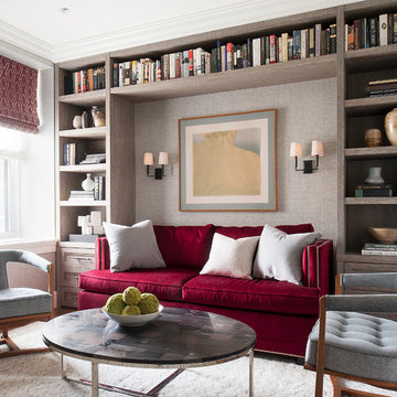 Empty Nest Makeover on the Upper West Side
