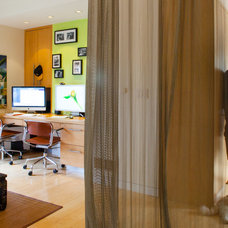 Contemporary Home Office by Jason Snyder