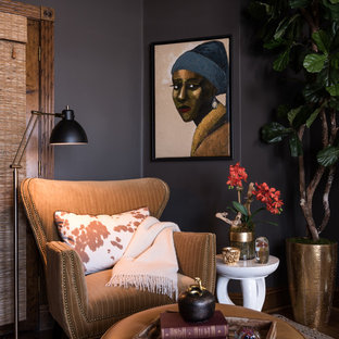 ETHNIC CHIC-Home Office/Guest Bedroom