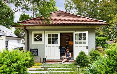 Explore a Garden Designer's Gem of a Backyard Studio