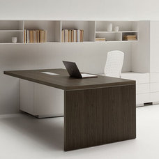 Contemporary Desks by IQmatics